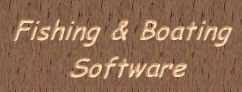 Fishing & Boating Software